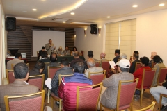20th Annual General Meeting of PEEDA