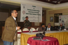 Mr.-Prabhash-Devkota,-former-CEO-of-PEEDA-presenting-on-Biofuel-project