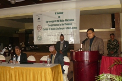 Mr.-Top-Bahadur-Rayamajhi,-honorable-deputy-Prime-Minister-and-Minister-of-Energy-presenting-his-views-on-alternative-energy