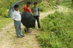 Dendhup-Tshering-of-Bhutan-for-M&E-of-Biofuel-at-Okhaldhunga