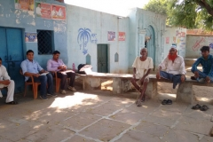 Focus-Group-Discussion-Conducting-Impact-Assessment-of-Pico-Grid-Solar-Plant-Model-in-Dayanagar-Village