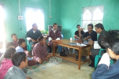 Group-discussion-for-Solar-dryer-in-Bhutan