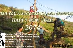 Happy New Year 2074