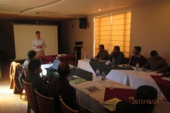 Knowledge Exchange and Training on locally manufactured small wind turbine (SWT)