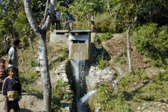 Pico Hydropower Promotion Photos